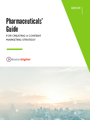 Pharmaceuticals' Guide for Creating a Content Marketing Strategy