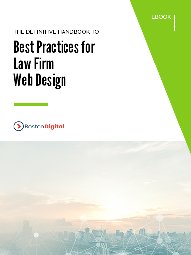 The Definitive Handbook to Best Practices for Law Firm Web Design
