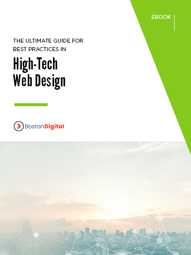 The Ultimate Guide for Best Practices in High-Tech Web Design