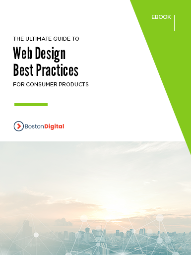 The Ultimate Guide to Web Design Best Practices for Consumer Products