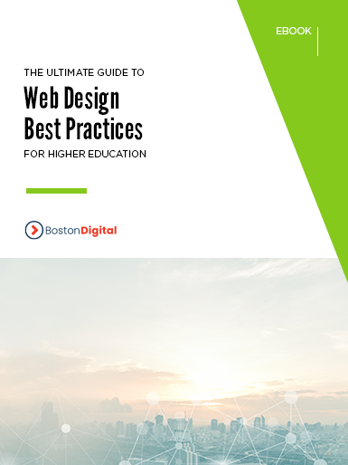 The Ultimate Guide to Web Design Best Practices for Higher Education